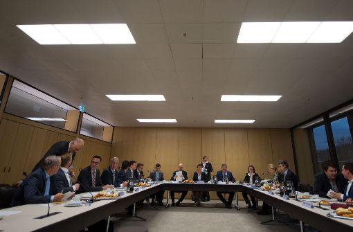 Untersuchungsausschuss beleuchtet Zulagenaffäre