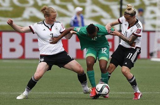 Starker WM-Auftakt der Frauen