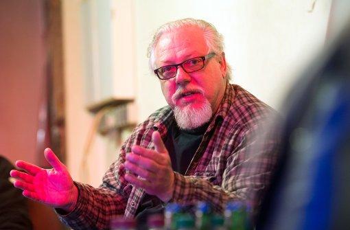 Hells-Angels-Chef Schelhorn darf nicht in Gerichtssaal