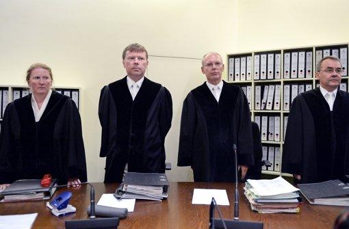Befangenheitsantrag gegen Richter abgelehnt