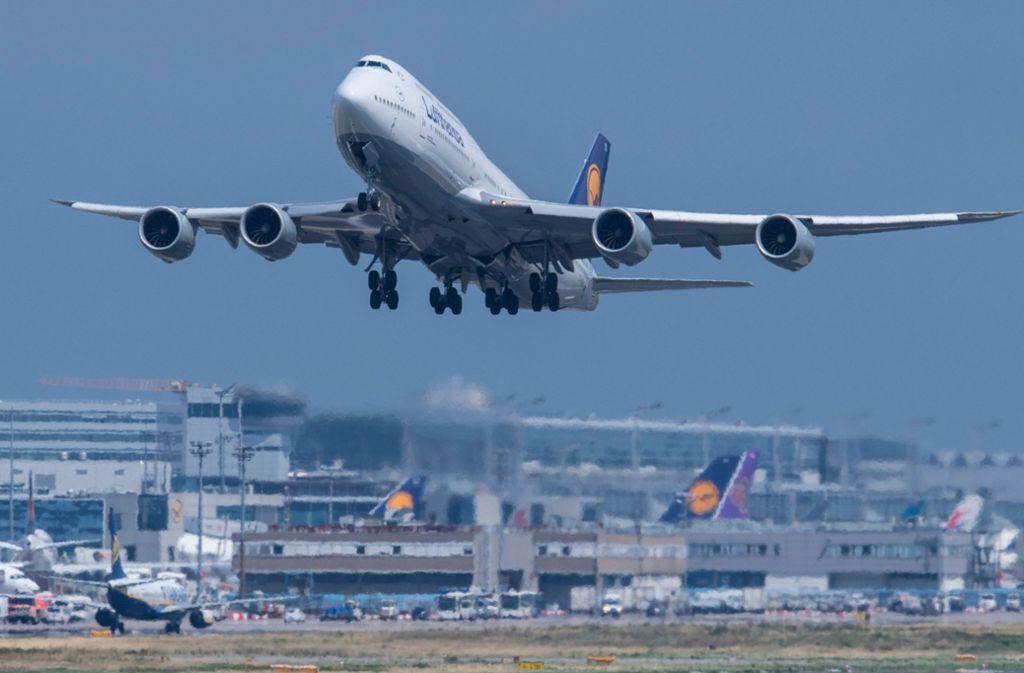 Die Lufthansa-Aktie hat in diesem Jahr an der Börse zum Höhenflug angesetzt. Foto: dpa