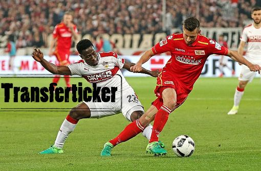 Steven Skrzybski kommt nicht zum VfB