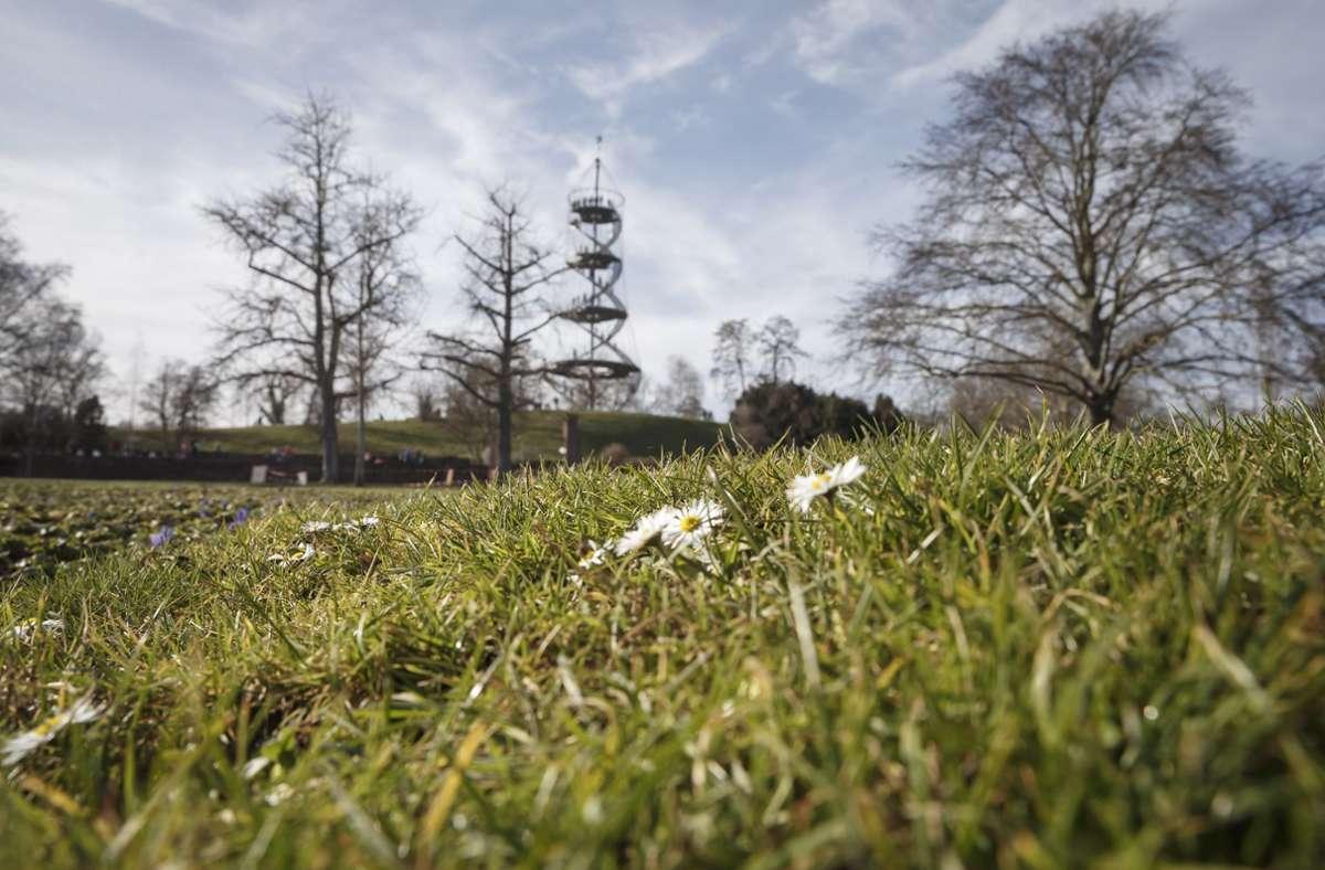 Es bleibt weiterhin warm im Südwesten. Foto: Lichtgut/Julian Rettig