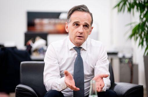 Außenminister facht Debatte um Freiheiten für Corona-Geimpfte neu an