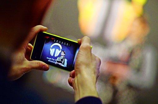 Streaming krempelt die Musikbranche um