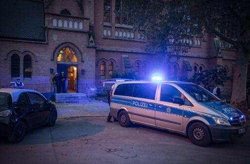 Armenier gedenken unter Polizeischutz