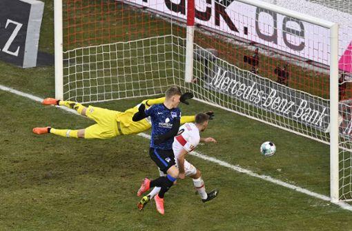 Warum der VfB eine große Chance verpasst hat
