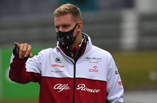 21-Jähriger auf dem Weg in die Formel 1