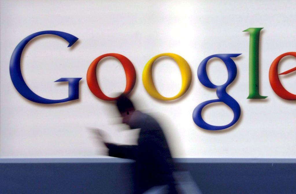 Konzerne wie Google sollen stärker besteuert werden. Foto: dpa