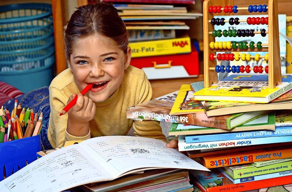Kinder sollen Spaß am Lernen haben. Doch dazu braucht es auch geeignete Räume. In Vaihingen sind die nicht überall gegeben. Foto: dpa