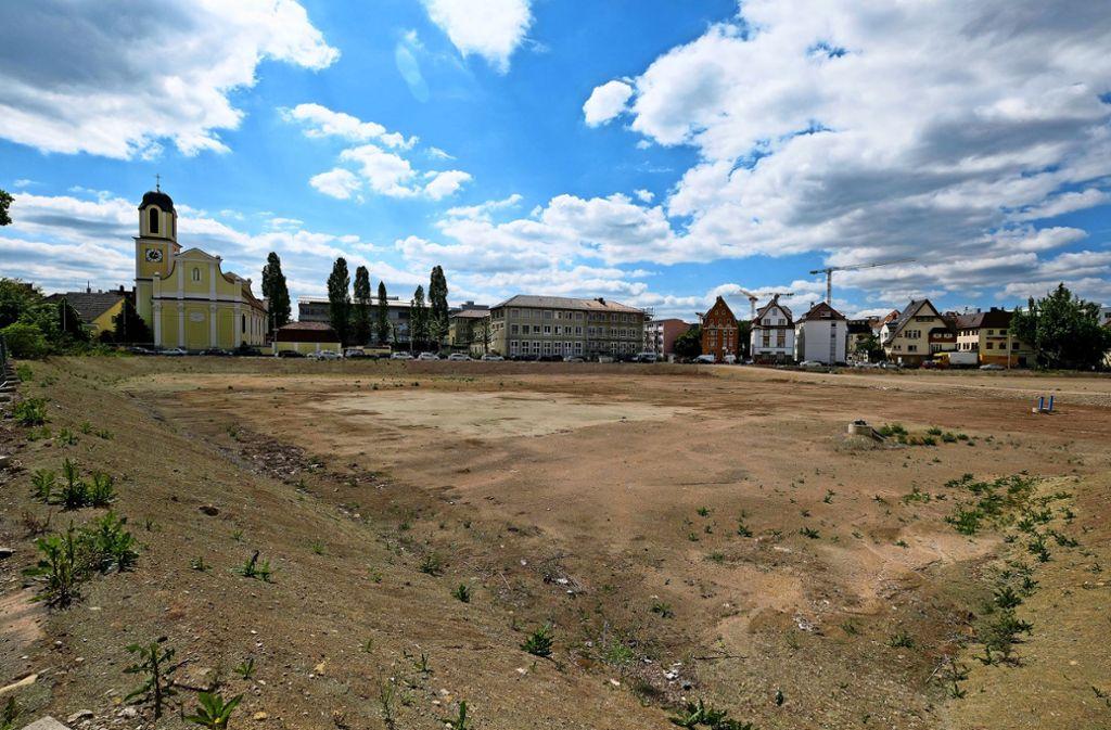 Nach knapp drei Jahren wurde die Sanierung des ehemaligen Schoch-Areals im vergangenen  Jahr abgeschlossen. Foto: /Lichtgut/Leif Piechowski