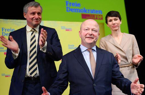 Südwest-FDP erteilt ihrem Chef einen Dämpfer in der Klimapolitik