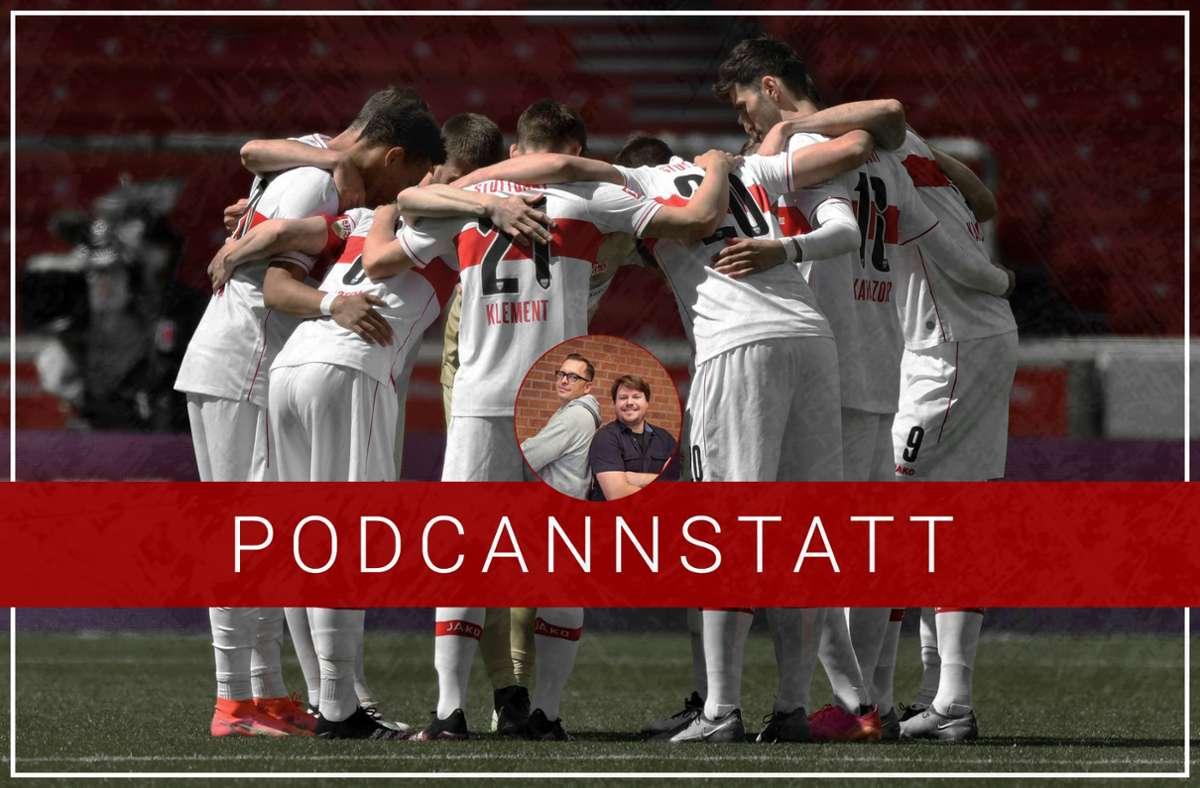 Die Saisonabschluss-Folge des Podcasts blickt noch einmal auf die Runde der Weiß-Roten. Foto: /Imago