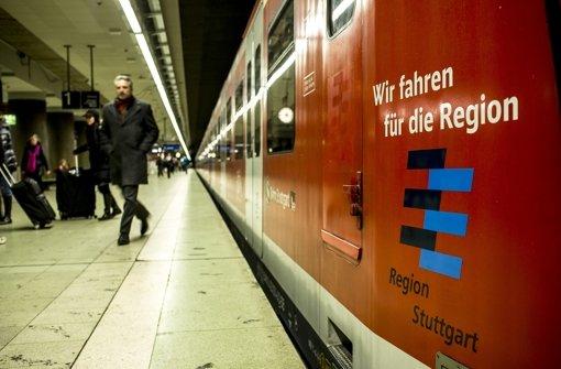 S1 und Regionalzüge aus dem Takt