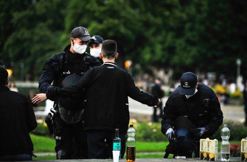 Polizei beleuchtet Herkunft der Tatverdächtigen