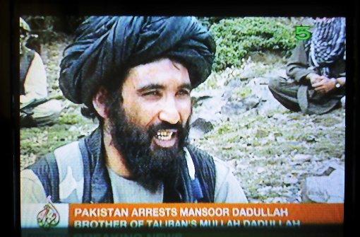 Taliban beraten Nachfolge von Talibanchef
