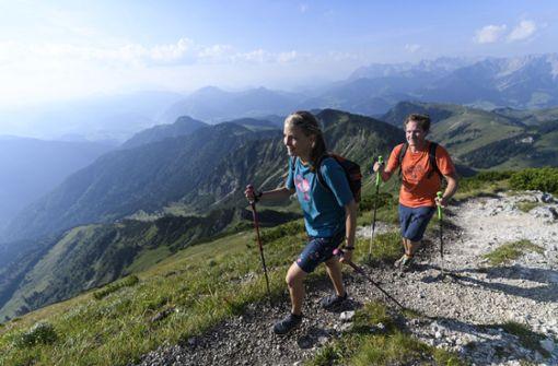 Im Bergsteigerdorf ist Eile ein Fremdwort