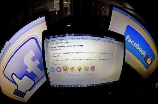 Spanien verhängt Strafe gegen soziales Netzwerk