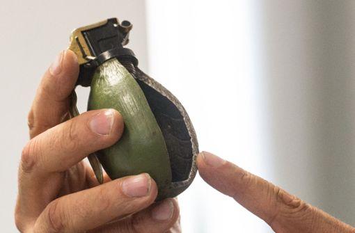 Urlauberin will gefundene Sprenggranate ins Flugzeug nehmen