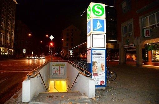 Störung im Stuttgarter S-Bahn-Verkehr