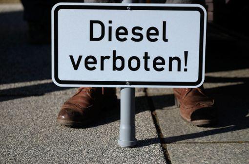 Erste Diesel-Fahrverbote in Stuttgart frühestens zum Jahresende