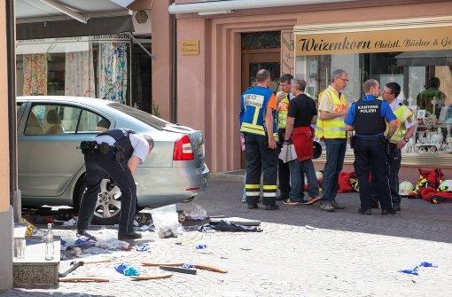 Anklage nach Unfall mit Toten und Verletzten