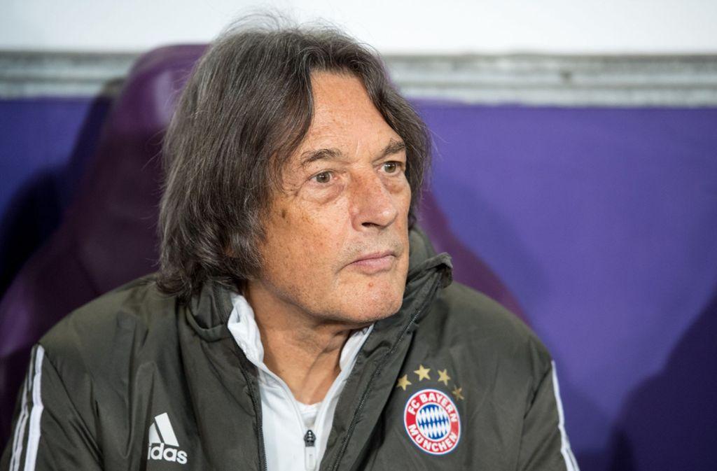 Der Doc geht: Hans-Wilhelm Müller-Wohlfahrt hört beim FC Bayern auf Foto: dpa/Marius Becker