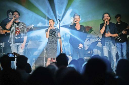 Gänsehautmomente mit Lieblingen  des Stuttgarter  Musicals