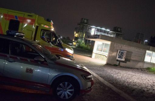 22-Jährige von Güterzug erfasst und tödlich verletzt