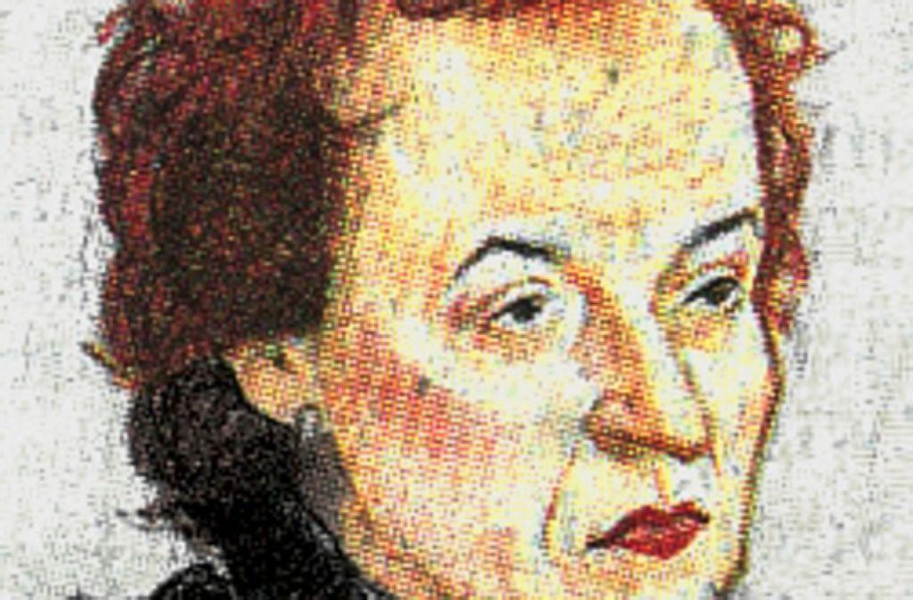 Auf der Anklagebank: Anna B.s Tante Elisabeth F. mit ihren Anwälten Foto: Kaan Karca