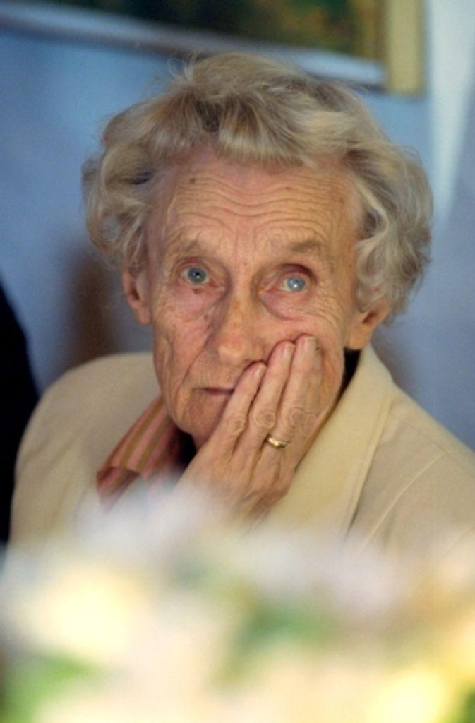 Astrid Lindgren, weil sie mit ihren unzähligen Büchern Millionen Kinder und Erwachsene über Generationen hinweg glücklich gemacht hat. Außerdem setzte sie sich vielfach für Kinder- und Tierrechte ein.  Foto: dpa
