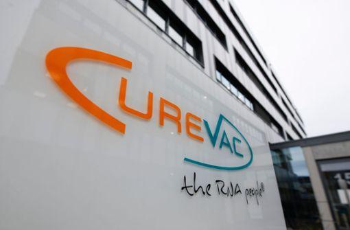 Curevac erwartet Zulassung bis Anfang Juni