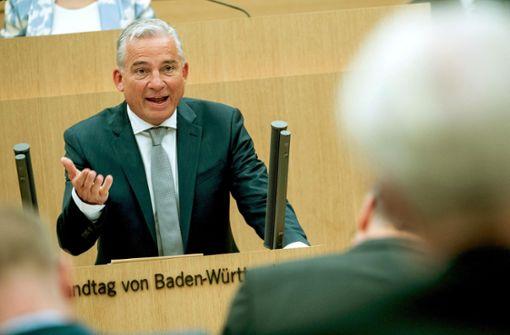 Ellwangen wird Thema im Innenausschuss des Landtags