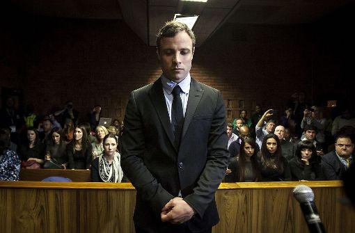 Längere Haftstrafe für Oscar Pistorius