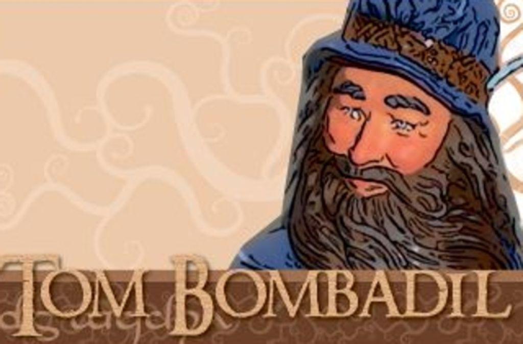 """Tom Bombadil Kaum haben sich die Hobbits auf ihre  Reise begeben, kommen sie schon fast um. Ihr erstes Abenteuer, und zwei der Gefährten sind praktisch tot. Da kommt Tom Bombadil, eine Gestalt, die nicht zu fassen und kaum zu beschreiben ist. Er rettet sie und weigert sich, die Lage ernst zu nehmen. Die Welt ist in Gefahr? Ach, das gab es schon öfter. Die bösen Zauberer nehmen den Kampf auf? Die sollen sich nicht so aufblasen. Bombadil ist der Mächtigste und der Fröhlichste, der Geheimnisvollste und der Argloseste in Tolkiens Werk. Er könnte die Welt retten, aber kümmert sich lieber um seine Bohnen. Manche  """"Ring""""-Interpreten haben ihn Gott genannt. Aber Tom wäre das fremd, immer erschaffen, strafen, Macht ausüben. Er macht lieber das beste Frühstück der Welt.  (Dieter Fuchs) Foto: Tanja Krapp"""
