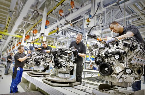 Betriebsratschef will Elektromotor nach Untertürkheim holen