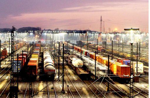 Regierung sucht Perspektiven  für DB Cargo
