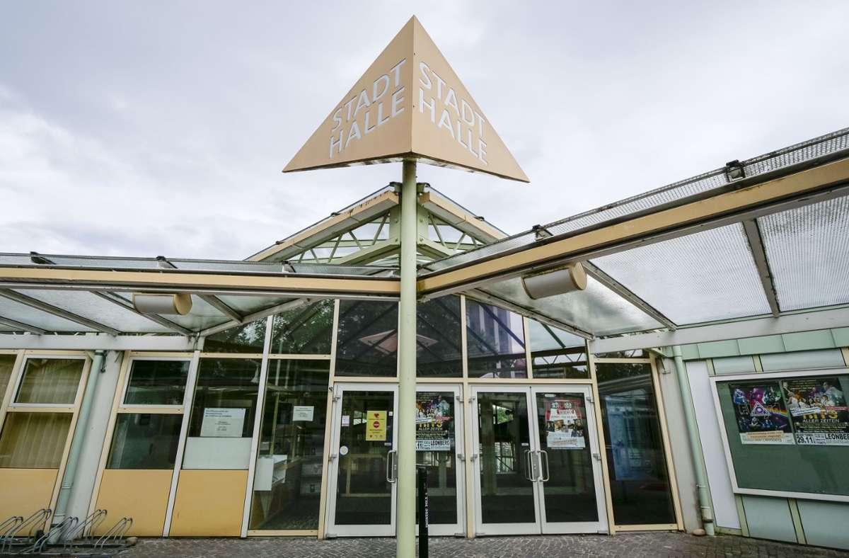 In der Leonberger Stadthalle gibt es wieder Veranstaltungen. Foto: factum/Simon Granville