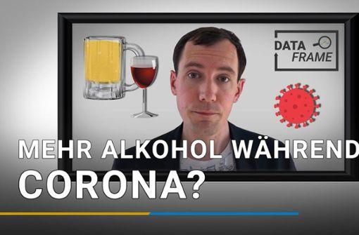 Trinken wir mehr wegen Corona?