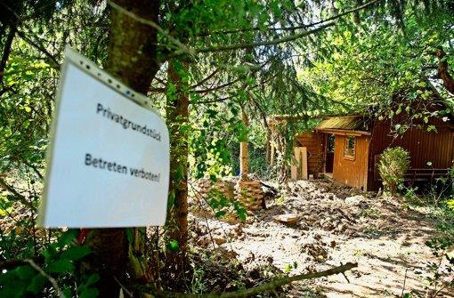 Totes Ehepaar  aus  Stuttgart gibt Rätsel auf