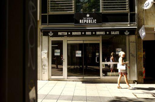 Aus Burger Republic wird Kochlöffel