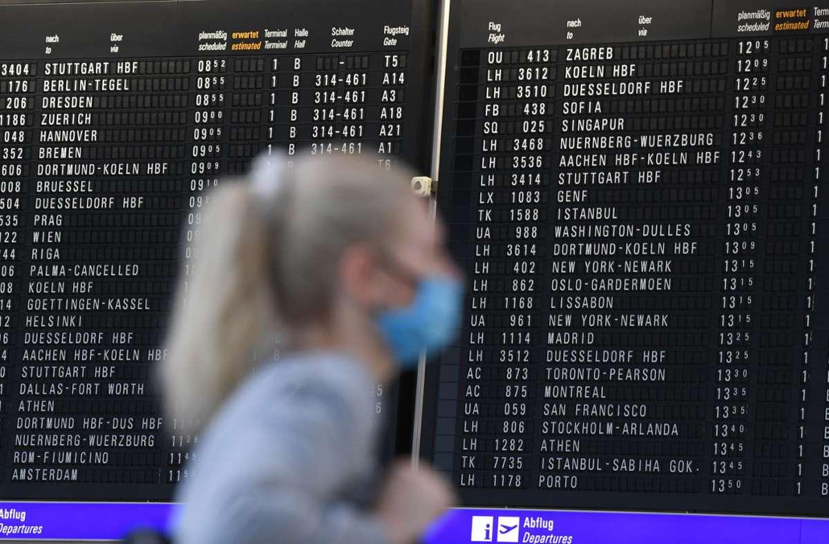 Die neuen Einreiseregeln betreffen  auch einige sehr beliebte Reiseziele der Deutschen. (Symbolfoto) Foto: dpa/Arne Dedert