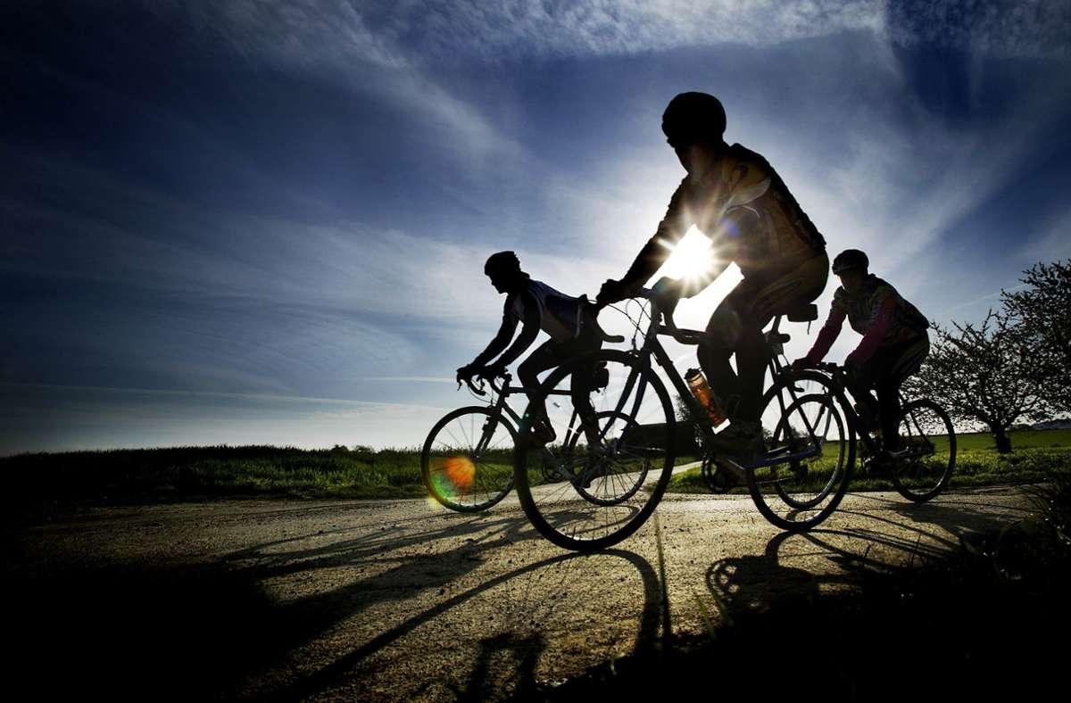 Bei Radsportveranstaltungen gelten in diesen Tagen besondere Regeln Foto: Gottfried Stoppel