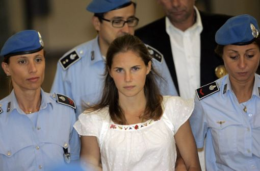 Amanda Knox siegt  vor Gericht