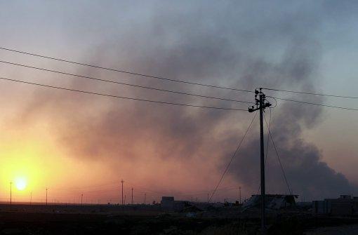 Mehrere Tote bei Selbstmordanschlag auf Kraftwerk