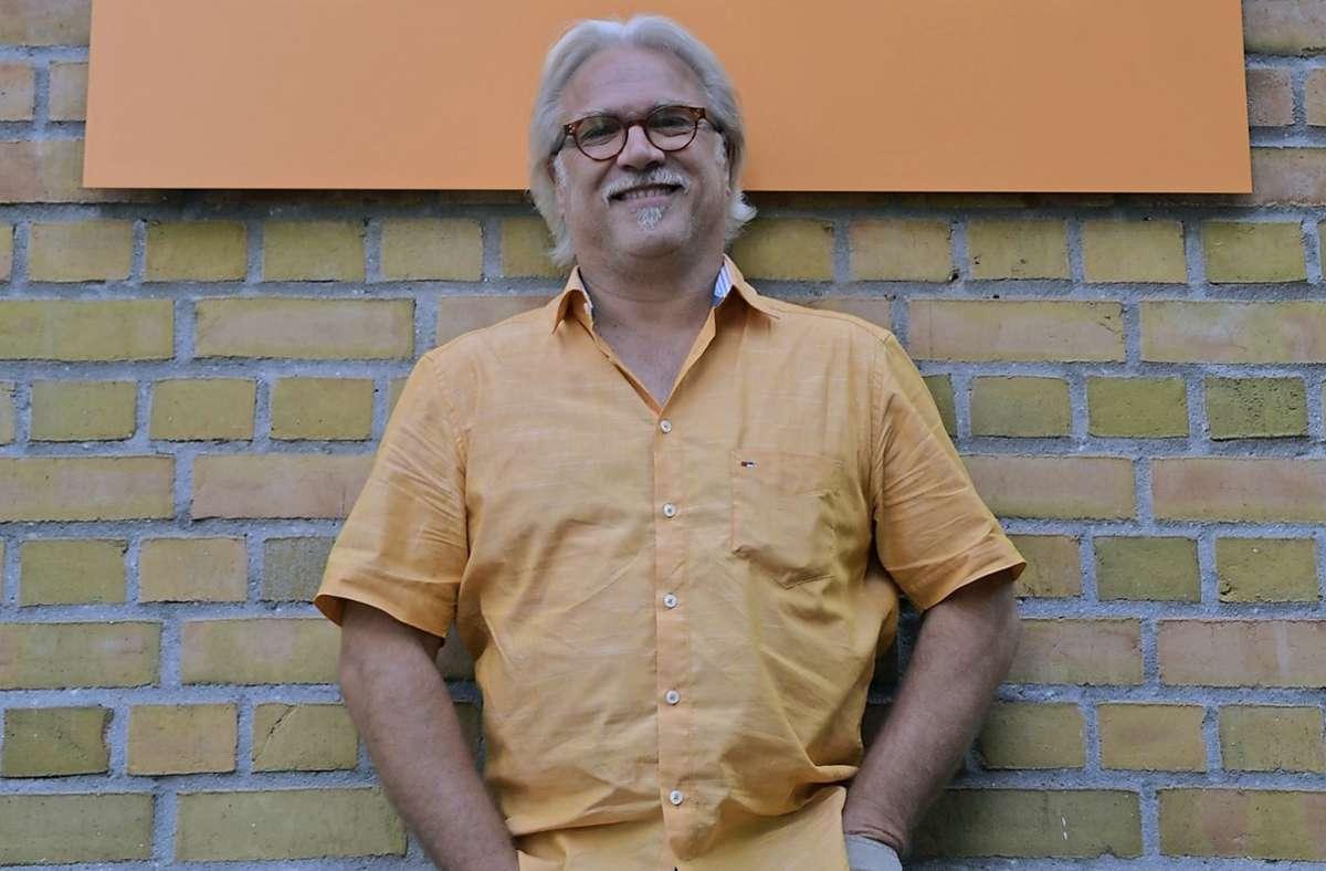 Der Schauspieler Jürgen M. Brandtner prägte das Kulturleben von Fellbach. Foto: Sandra Hintermayr