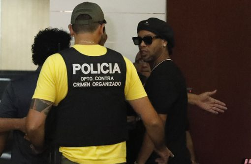 Zweimaliger Weltfußballer offenbar mit gefälschtem Pass in Paraguay erwischt