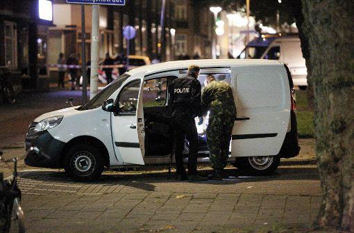 """Polizei erhielt """"konkreten"""" Hinweis zu Anschlagsplan"""