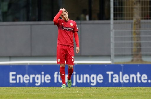 VfB-Neuzugang Barba fällt wochenlang aus