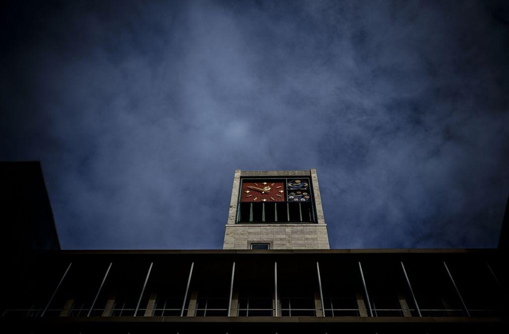 Jede zehnte Stelle im Stuttgarter Rathaus ist unbesetzt. Foto: Lichtgut/Leif Piechowski